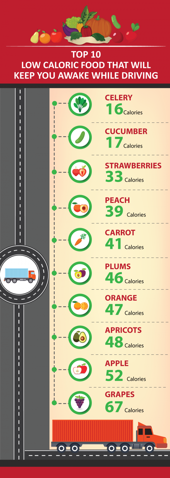 ingographic-top-10-low-caloric-food-that-will-keep-you-awake-while-driving