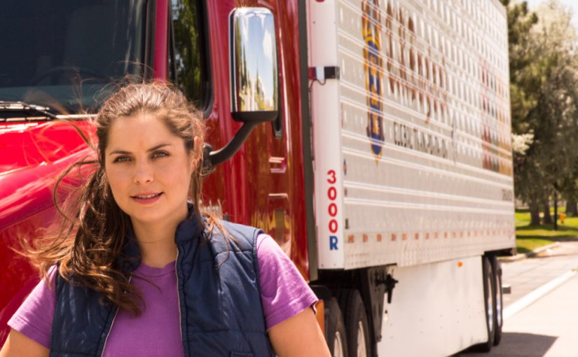 Life as a Female Trucker – Obstacles and Challenges