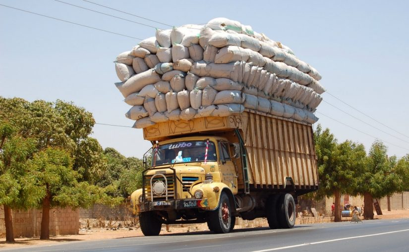 Overloaded Trucks – 10 Fails That Will Shock You!