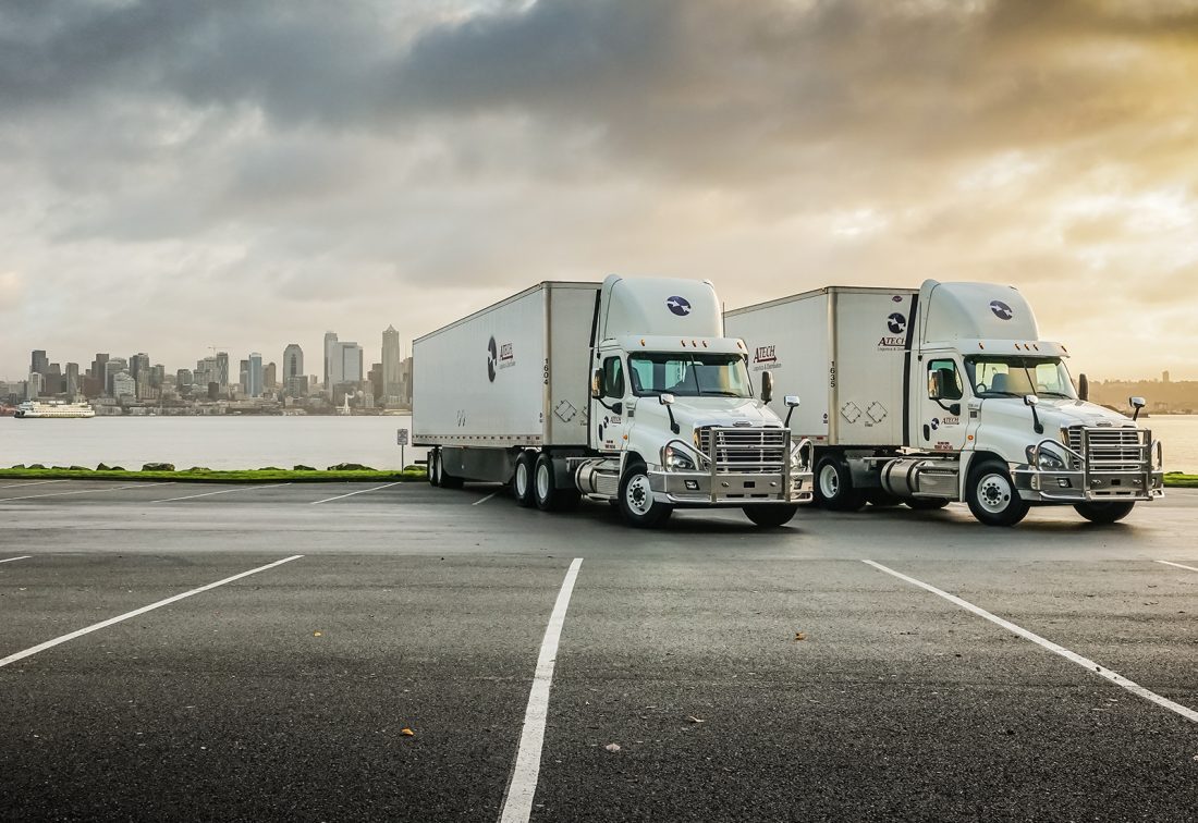 Ultimate Trucking Truth: Why Truck Transportation Sometimes Is The Best Option Cover Image