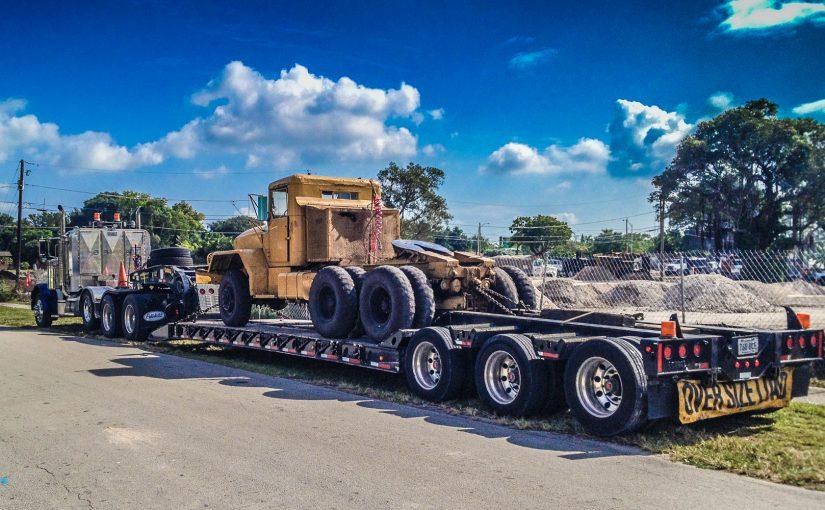 Heavy Haul Trucking – 7 Things to Analyze Before Hiring Trucking Company