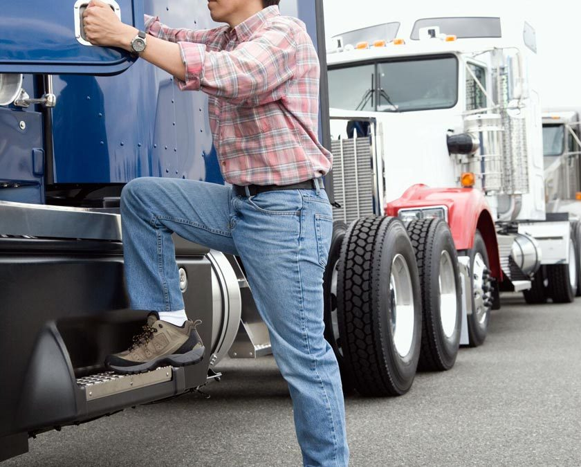 The Real Trucking Experience of One Owner Operator Cover Image
