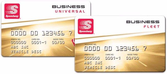 source wwwthemunicipalcom - Speedway Fleet Card