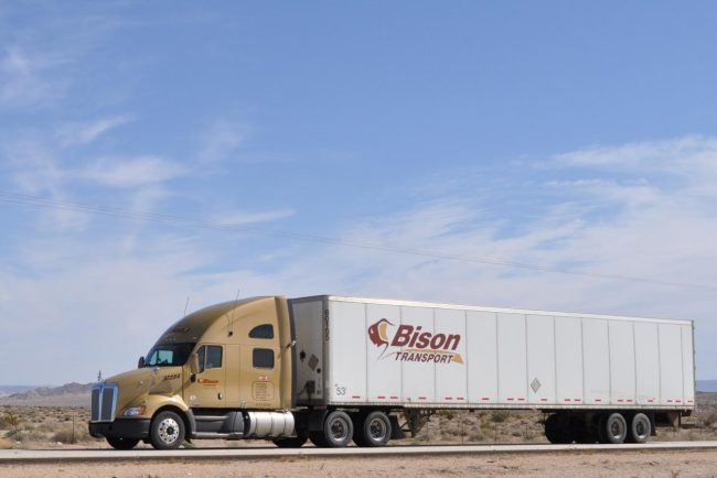 Top 20 Canadian Trucking Companies