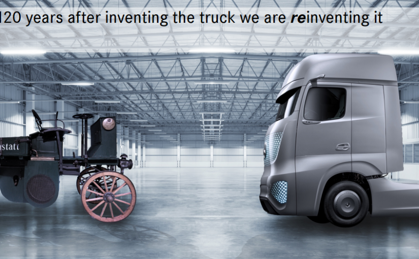 Transportation Technology – New Way of Trucking