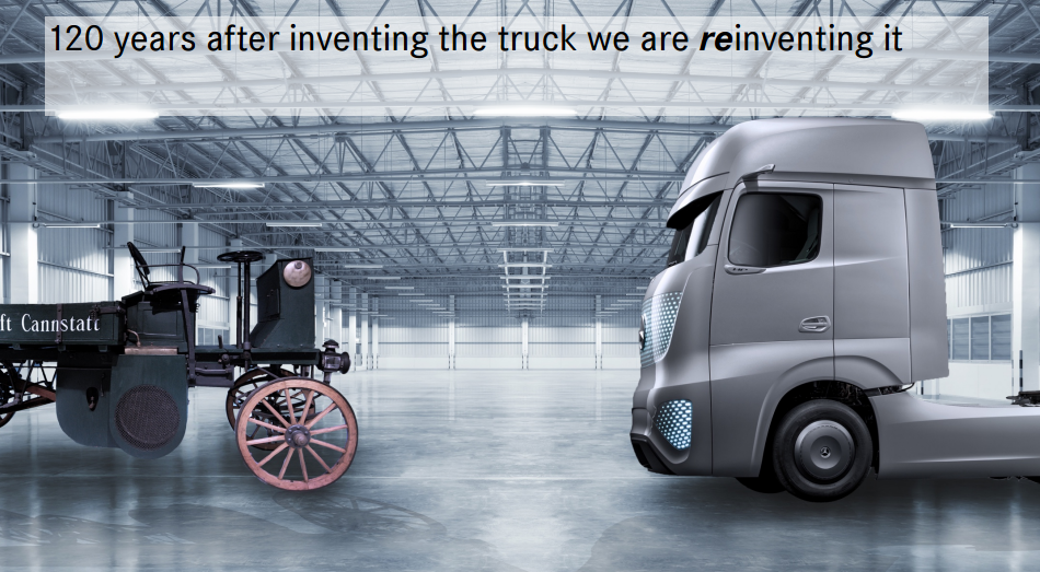 Transportation Technology New Way Of Trucking Fueloyal