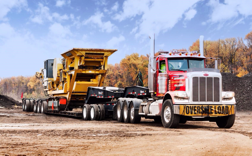 Types Of Heavy Haul Permits You Need To Have When Hauling Large Loads