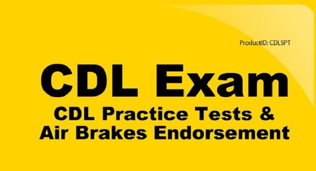 Free CDL Practice Test - Air Brakes - Driving Test - Pass ...