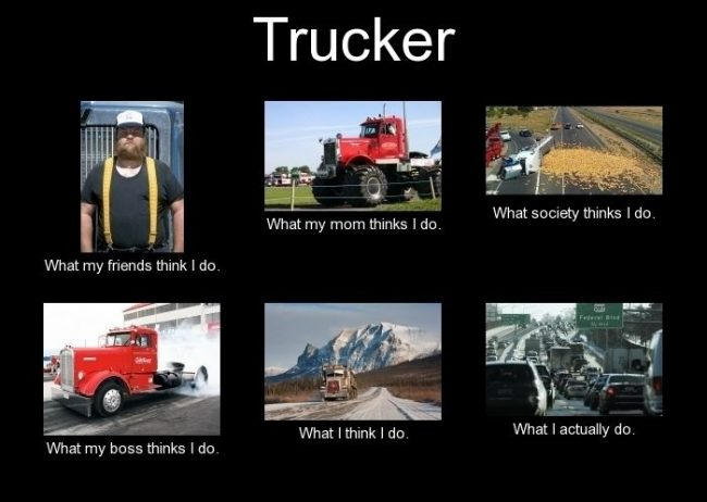 Driving Simulator Online >> Trucking Memes and Jokes That Will Make You LAUGH YOUR HEAD OFF - Fueloyal