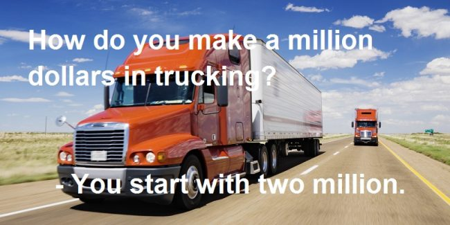 Trucking Memes And Jokes That Will Make You Laugh Your Head Off
