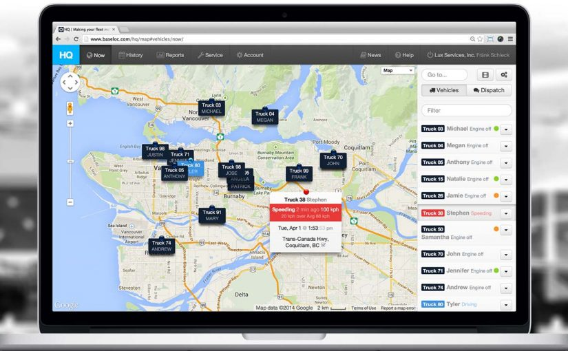 10 Best GPS Tracking Devices and Fleet Management Software Solutions for 2017