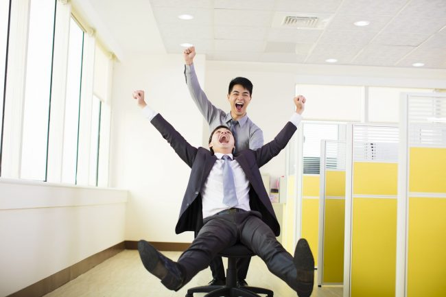 transportation sales satisfied employees