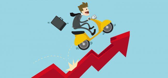 transportation sales increase