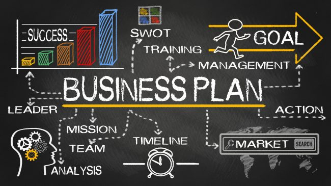 trucking office business planning