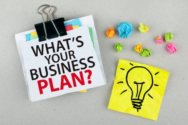 trucking office business plan