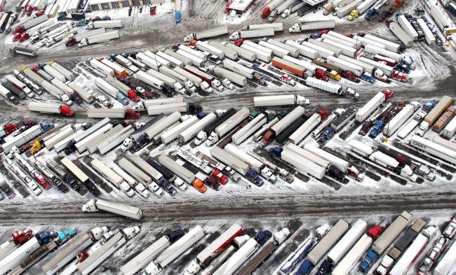owner operators parking