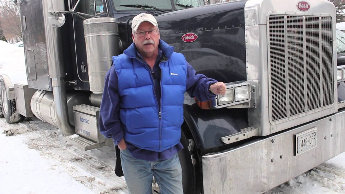 Dating site for truck drivers in usa