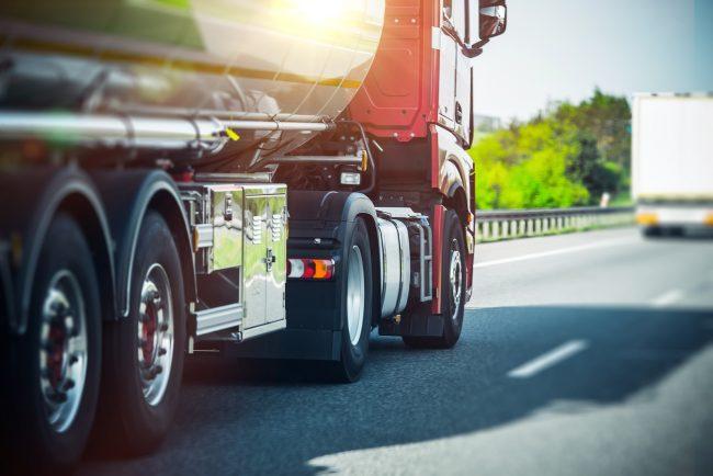 trucking permits road truck