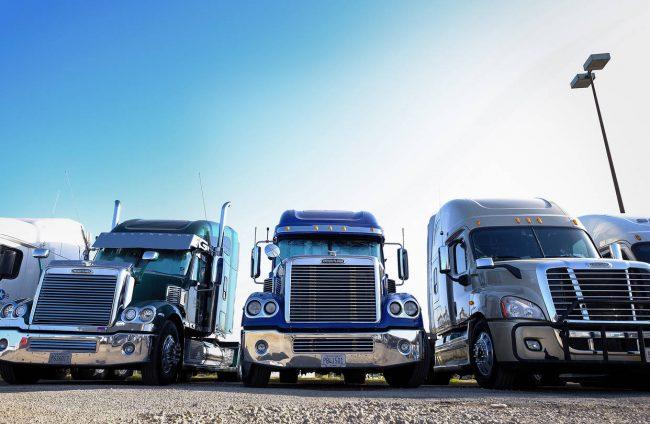 trucking permits trucks