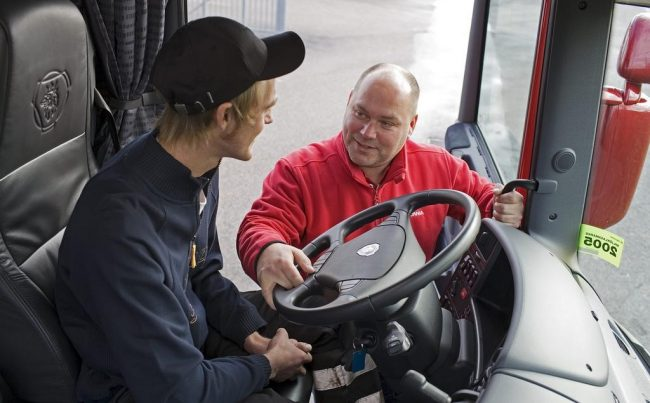 free cdl training and driving schools