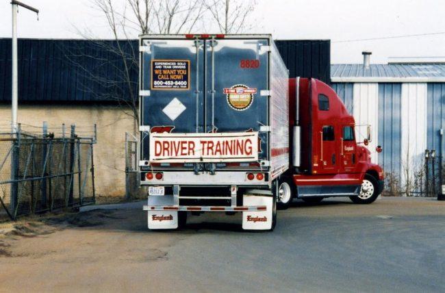 free cdl training driver training