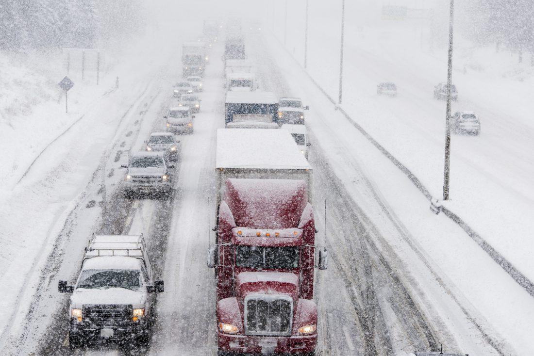 traffic jam and trucking methods