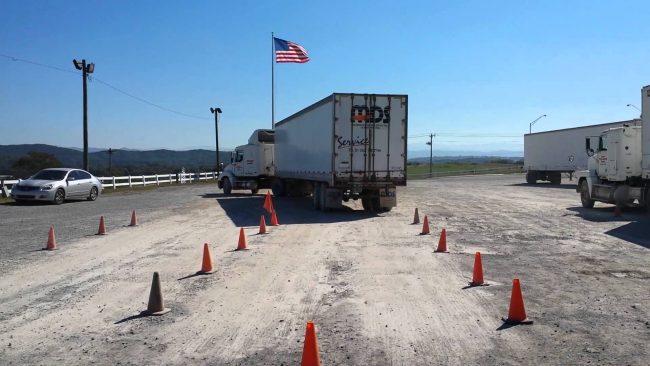 Truck Company Work Experience training