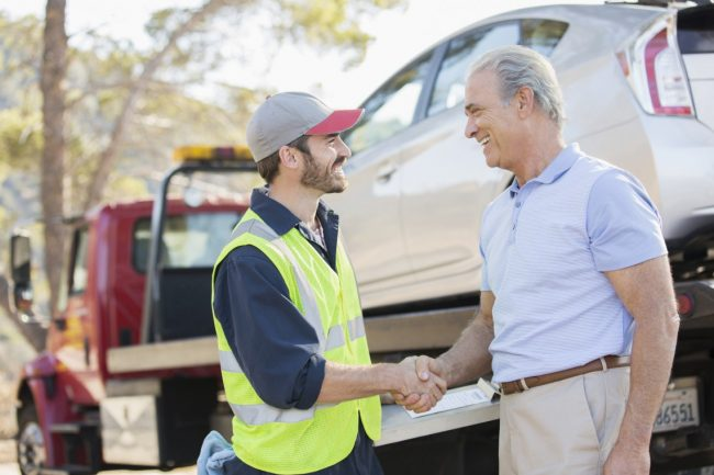 Truck Company Work Experience set a goal