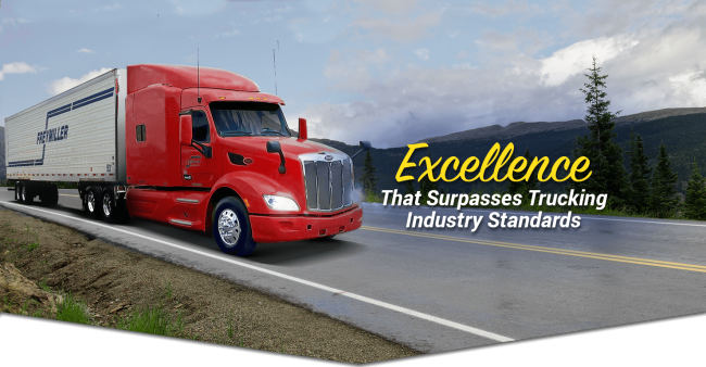 Excellence in transportation industry customer service