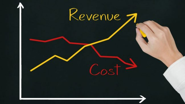 trucking expenses revenue and cost