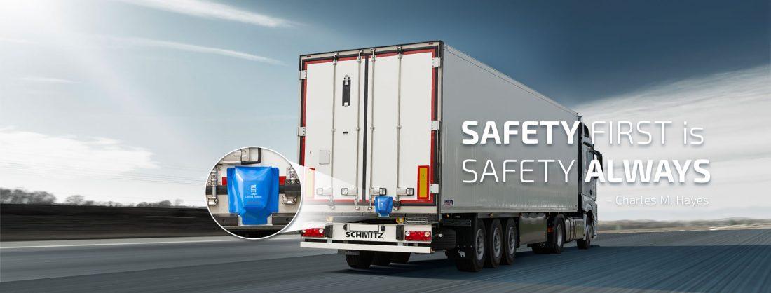 safest trailer door locks