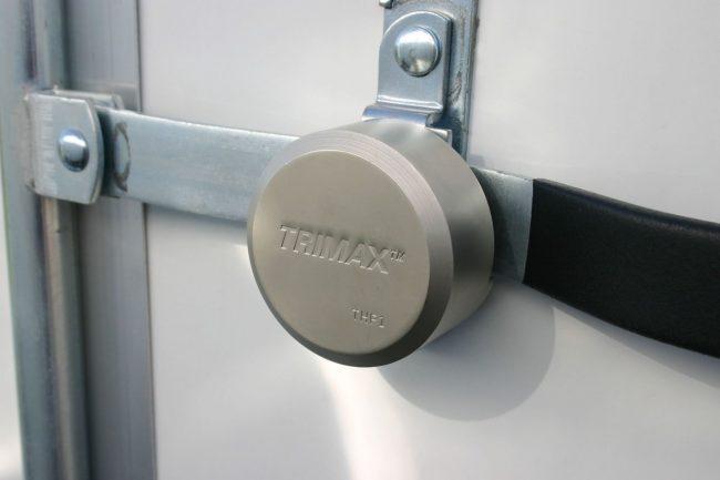 Triple The Cargo Security With The Best Trailer Door Locks