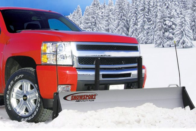 Snow Plow Prices >> Types And Brands Of Snowplows For Sale On The Market