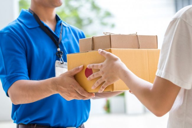 Fleet Delivery Tracking services