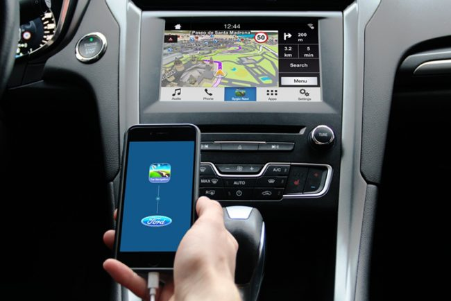 GPS helps in tracking driving behavior