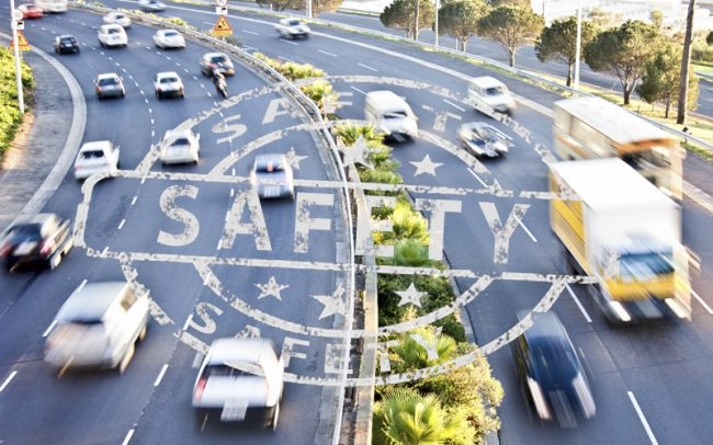 Business GPS helps in safety vehicle increase