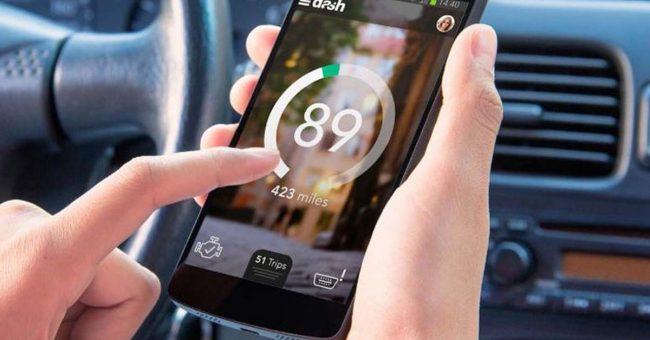 Business GPS helps you analyze driving behavior