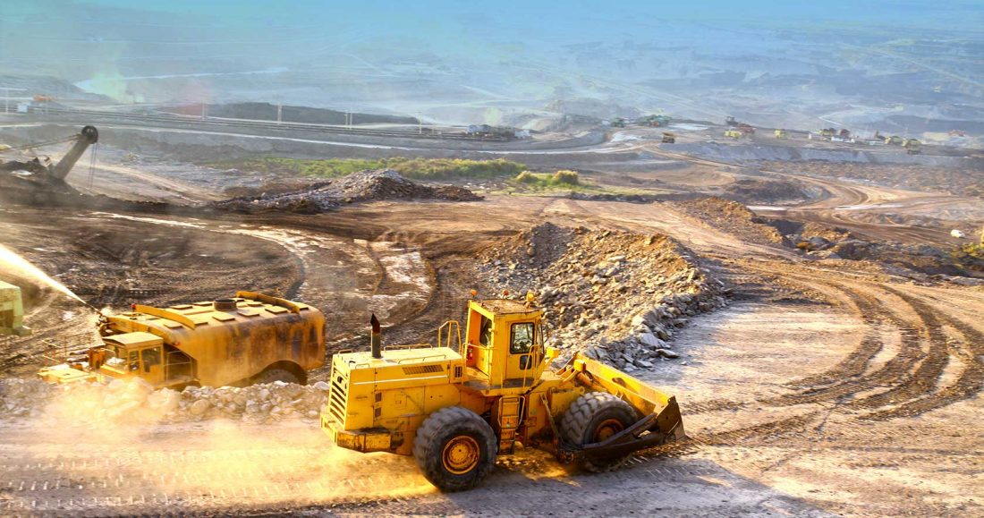 GPS Tracking for mine workers