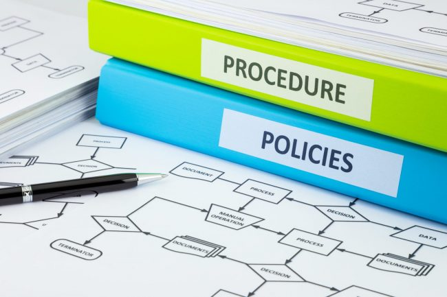 vehicle tracking requires procedures and policies