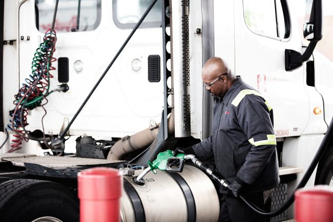 control fueling process for Trucking Company Success