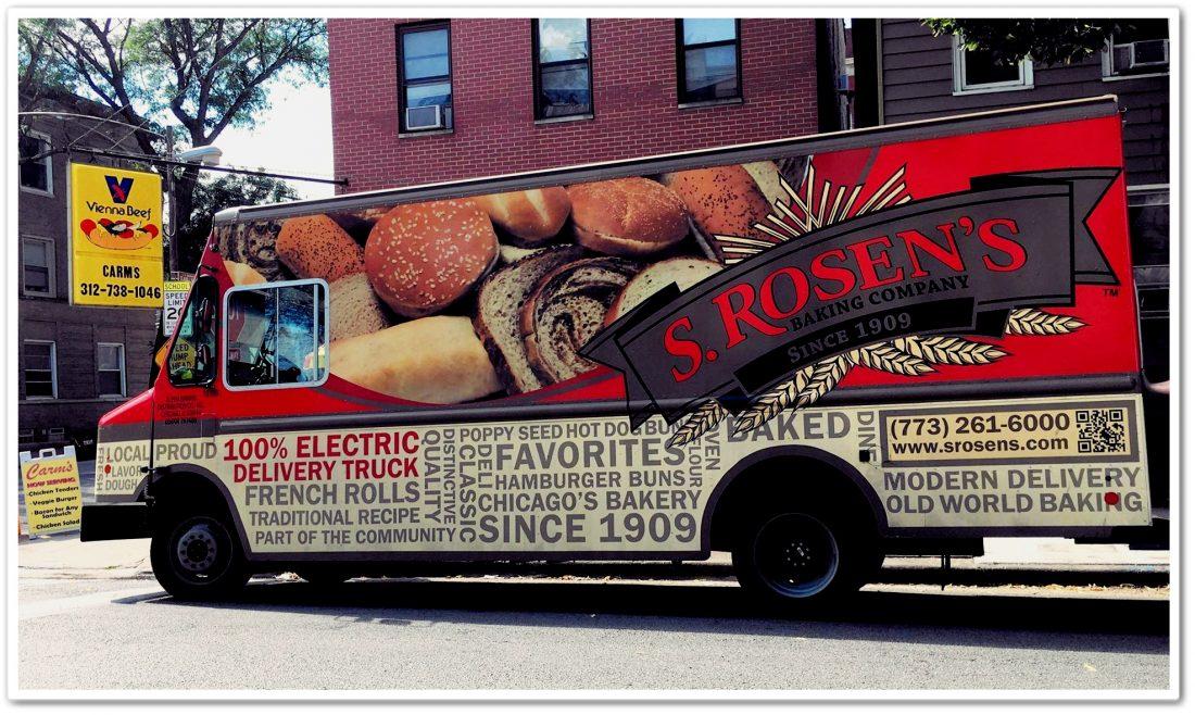 bakery vehicles