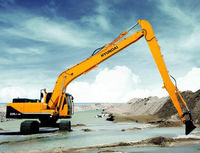 porter group is a reliable dealer of Hyundai Construction Equipment
