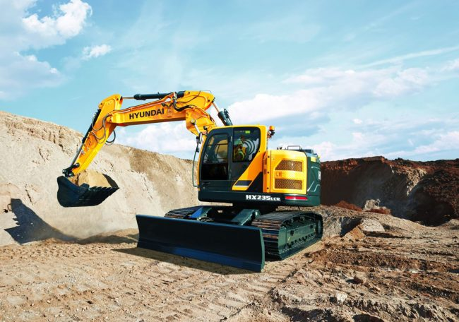 Victor L Phillips Construction Equipment is a reliable dealer of Hyundai construction equipment