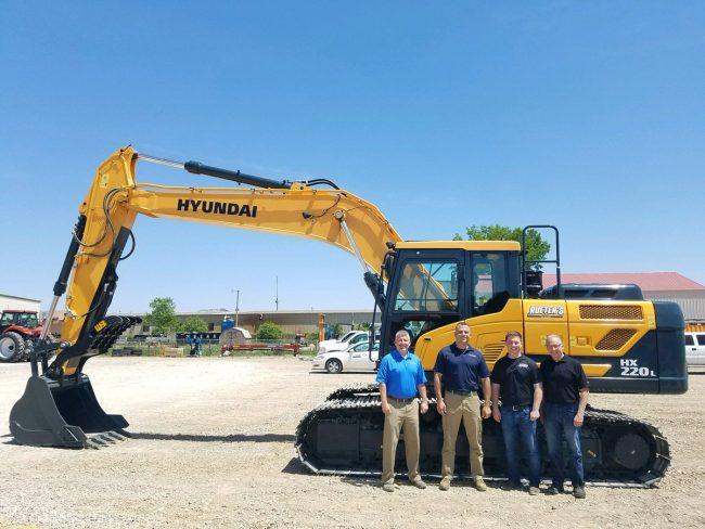 May Heavy Equipment is offering Hyundai Construction Equipment