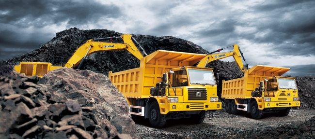 Hyundai construction equipment and Woodland as a reliable dealer