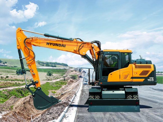 location of Hyundai construction equipment - Bob Mark Holland