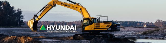 Bob Mark Holland - another Hyundai construction equipment location