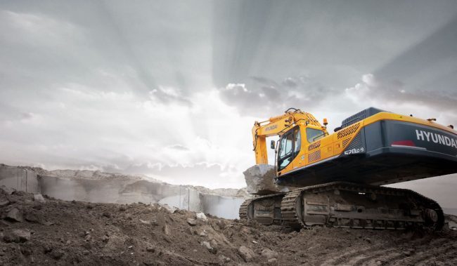 where to find the best Hyundai construction equipment