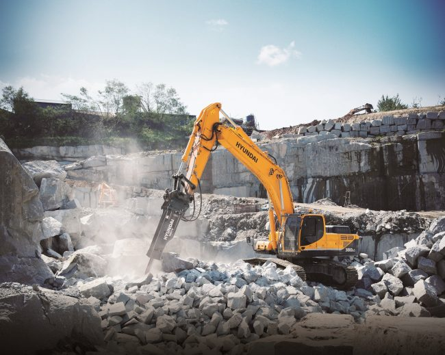 Construction Equipment is another reliable dealer of Hyundai construction equipment