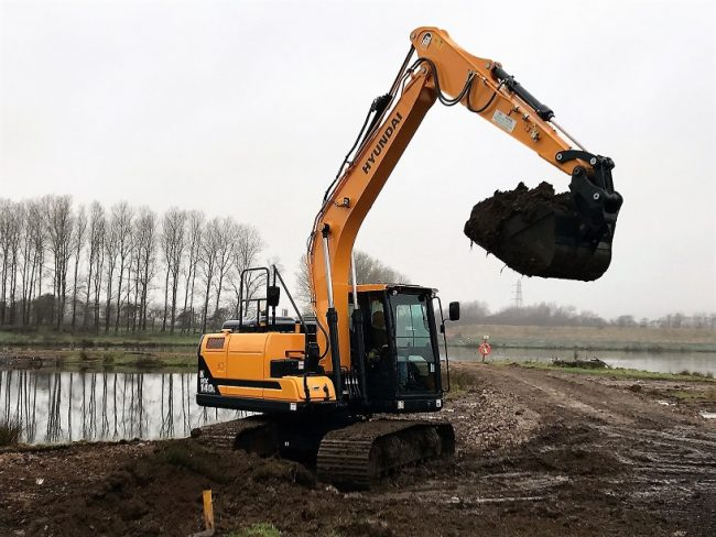 Victor L Phillips Construction Equipment is one of the best locations to find Hyundai construction equipment